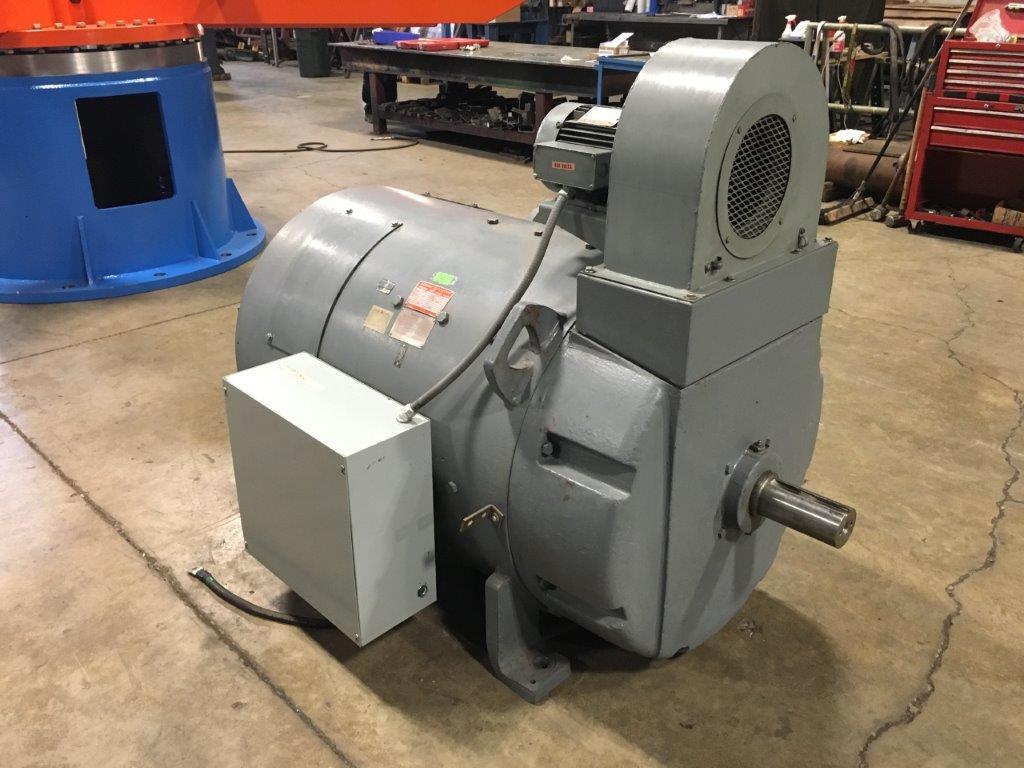 Motor 300 hp dc by ge stalex inc 300 hp motor