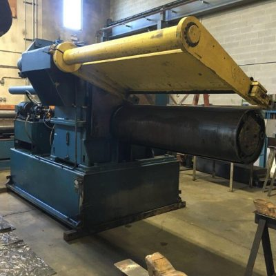 S 250 Yoder 60 inch Recoiler