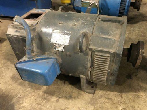 S 970 Fincor 60 HP DC Motor