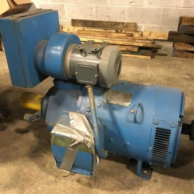 S 975 Westinghouse 25 HP DC Motor