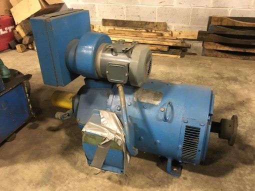 S 975 Westinghouse 25 HP DC Motor