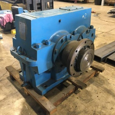 S 930 Foot-Jones Gearbox